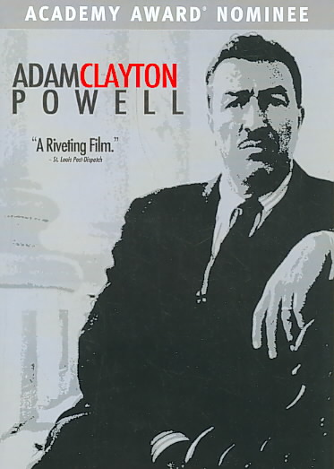 ADAM CLAYTON POWELL BY KILBERG,RICHARD (DVD)